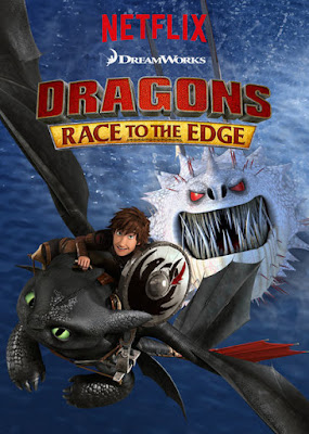 Dragons: Race to the Edge  Temporada 6 1080p Dual Latino/Ingles