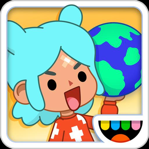 Toca Life: World - VER. 1.23.1 Full Unlocked MOD APK