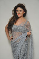 Actress Sony Charistha Latest Pos in Silver Saree at Black Money Movie Audio Launch  0015.jpg