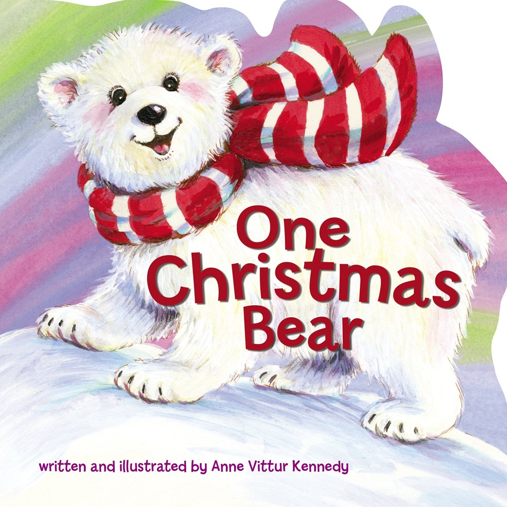 One Christmas Bear by Anne Vittur Kennedy #OneChristmasBear #ChristmasBook #ChristmasTraditions