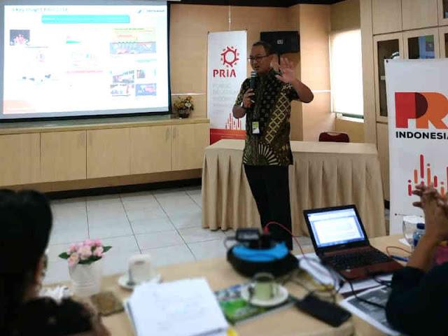 Pertamina Ikuti Ajang Public Relations Indonesia Awards (PRIA) 2019