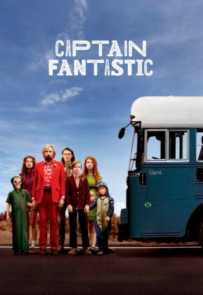 best travel films - Captain Fantastic