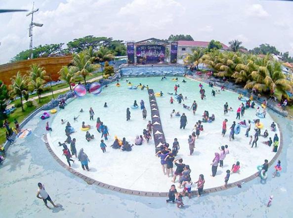 Kolam Renang Tempat Bermain Anak di Sukabumi