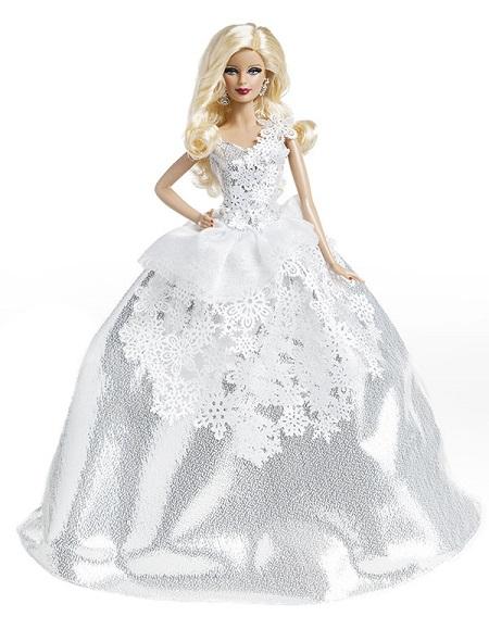 Barbie Coleção Feliz Natal 2013