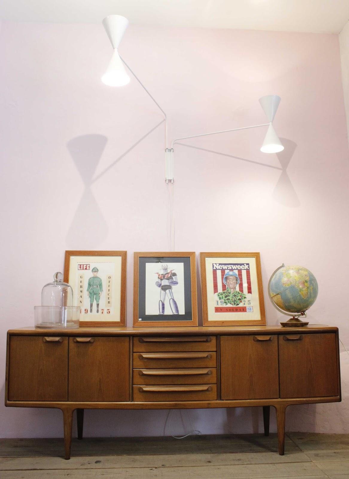 VINTAGE 4P. Tu tienda de muebles vintage en Madrid.: Muebles y ...