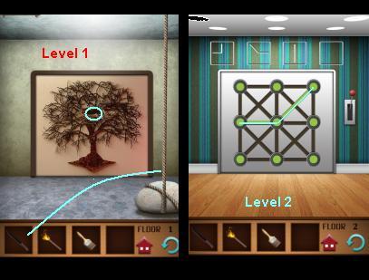 100 Floors Annex Level 10 Solution
