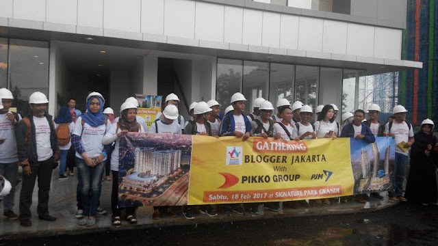 Sesion Saring Blogger Jakarta With Pikko Group