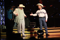 Hazzard Hoedown dinner show near Gatlinburg