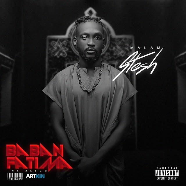 #ALBUM: STESH-  BABAN FATIMA