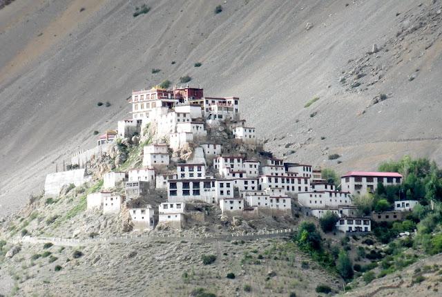 Key Monastery, Kaza, Himachal Pradesh