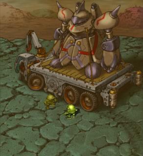 Elemental Gimmick Gear - Armordress