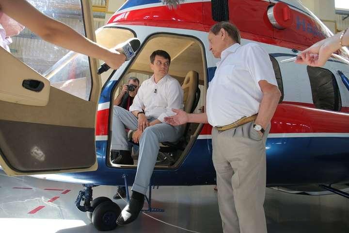 Антимонопольний комітет розгляне передачу ПАТ «Мотор Січ» під контроль китайській компанії