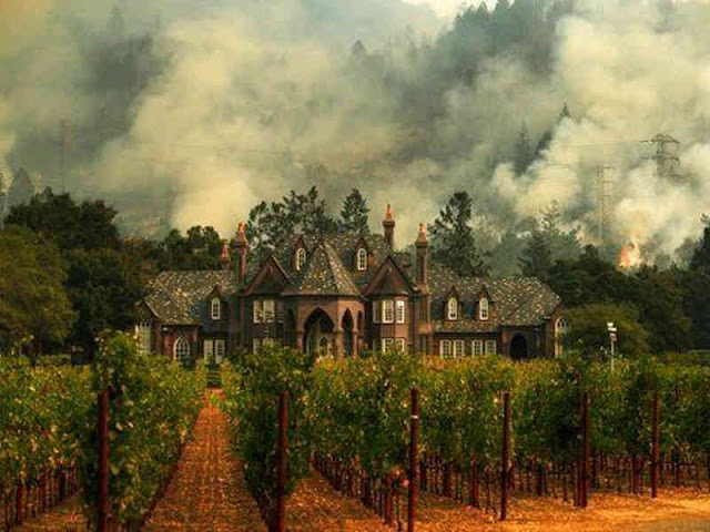 Deadly Northern California Fire Caused by Homeowner Equipment