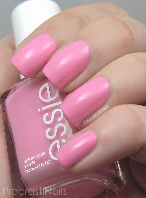 Swatch of Essie Delhi Dance