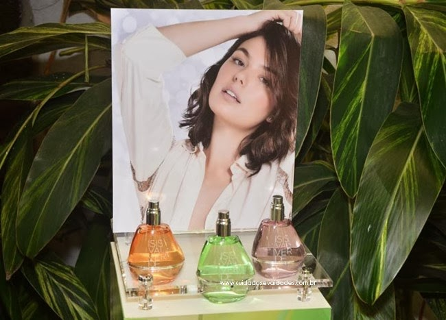 Perfumes Isis Valverde