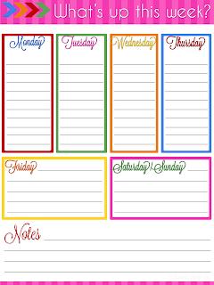 Ultimate Planning Notebook Add On Birthday Tracker
