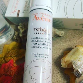 Ystheal intensive, locion micelar, eau thermal avene, antiaging,