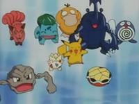 Crónica 21. Juegos invernales de las vacaciones invernales de Pikachu