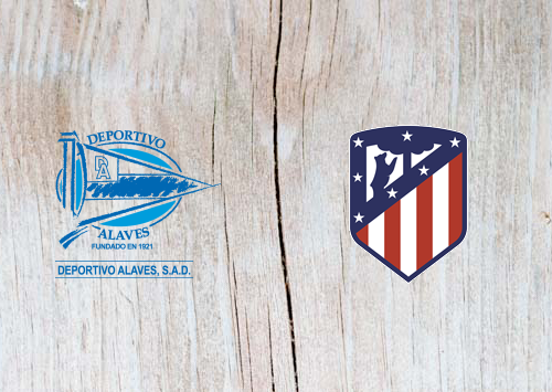 Alaves vs Atletico Madrid - Highlights 30 March 2019