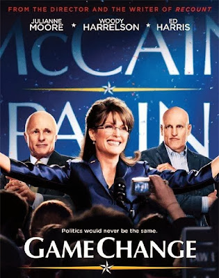 Poster Of Game Change (2012) In Hindi English Dual Audio 300MB Compressed Small Size Pc Movie Free Download Only At worldfree4u.com