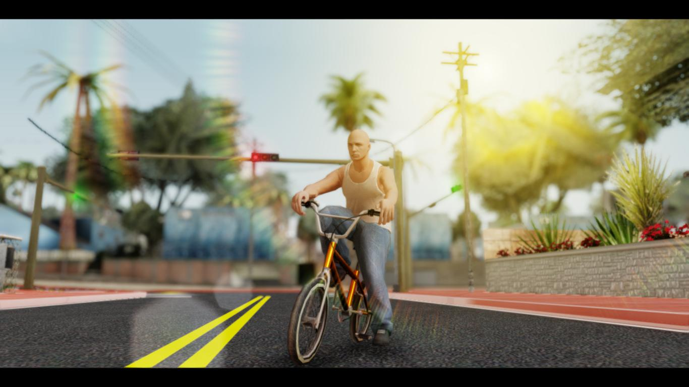 GTA San Andreas CryNation ENB Graphics Mod | GTA SA BEST ENB