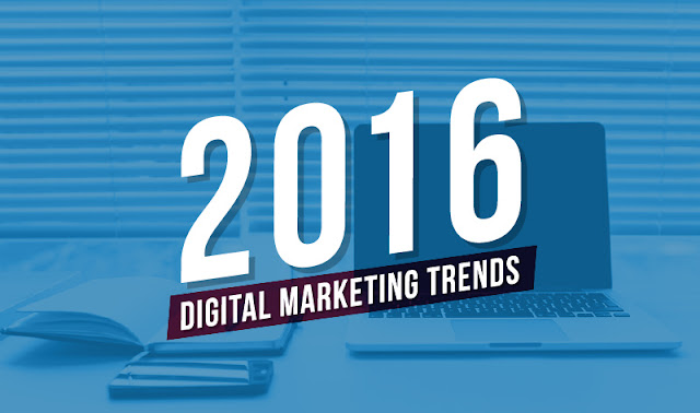 Digital Marketing Trends To Look Forward In 2016-17