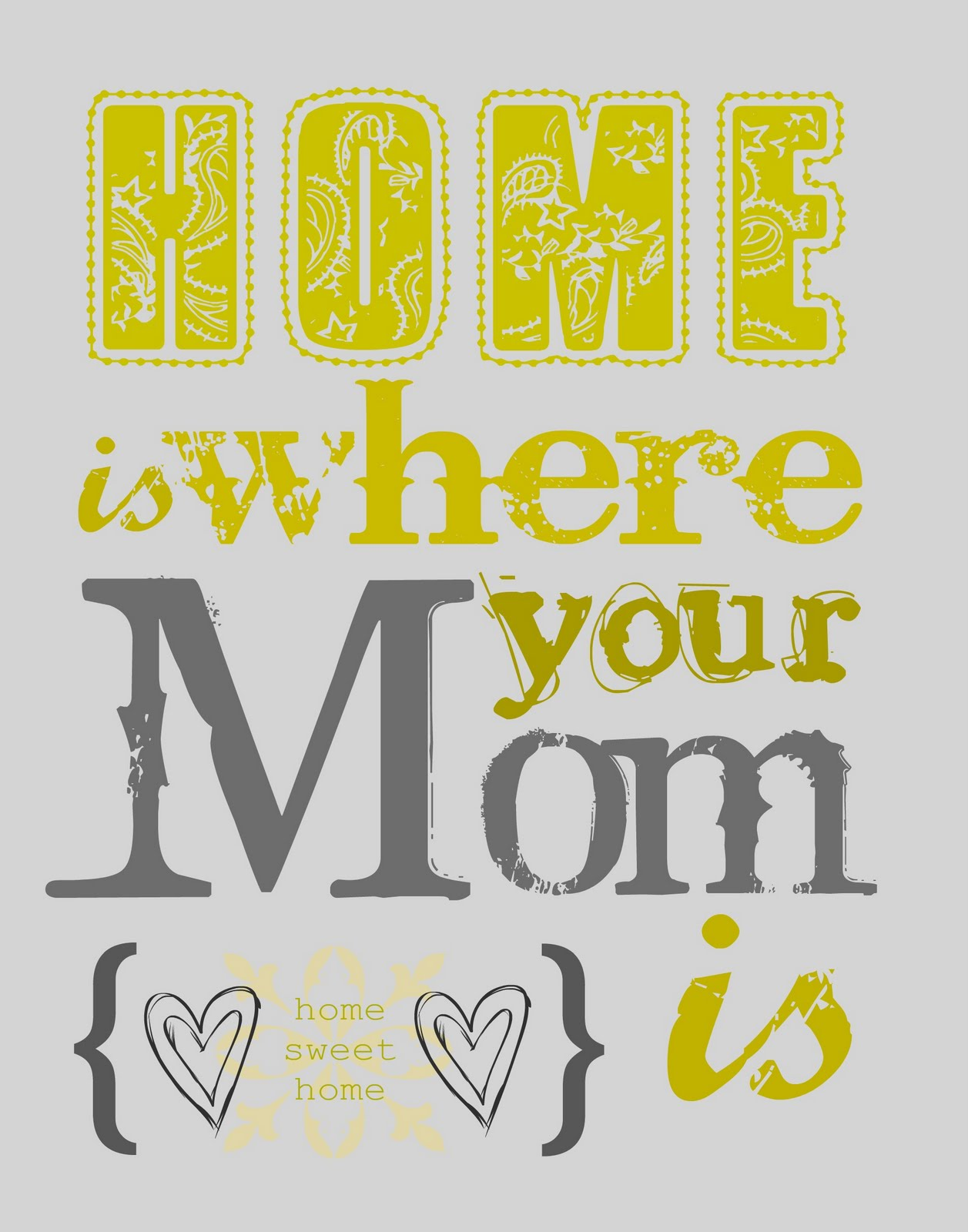 Live Gorgeously Mother S Day Printable Round Up