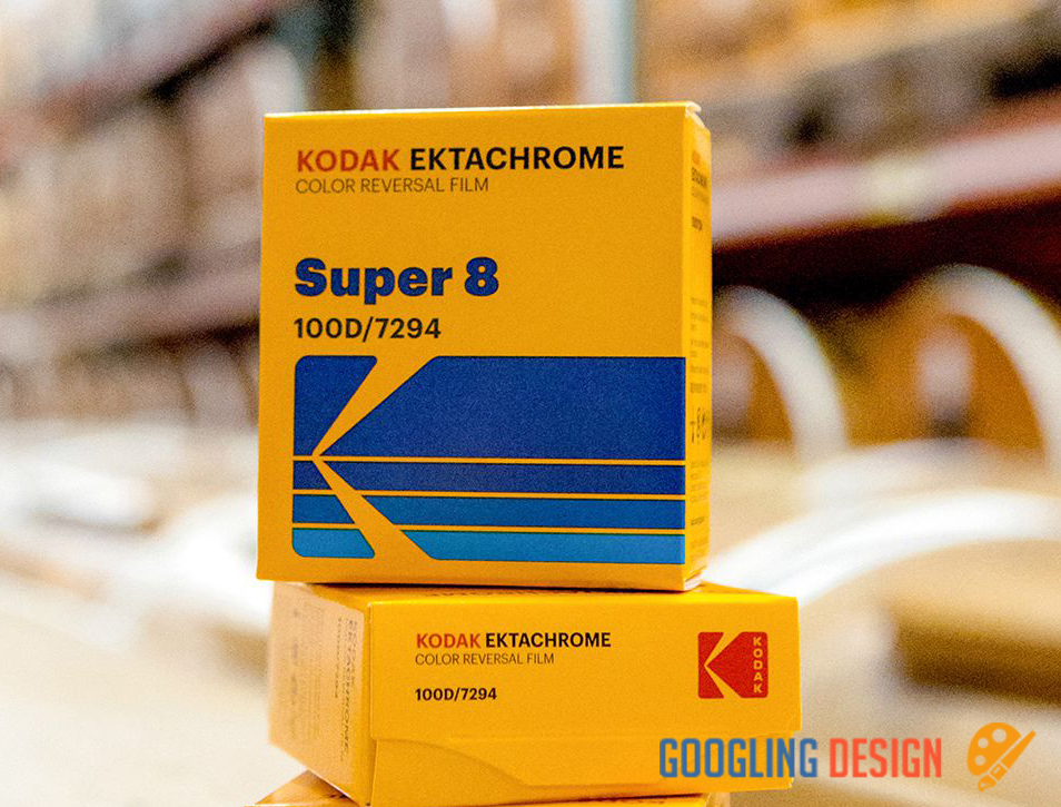 Kodak Generating Films and Analog Cameras