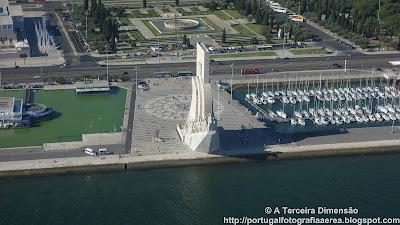 Lisboa - Belém - Monumento dos Descobrimentos