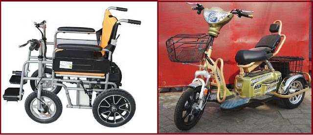 eco-bike, cdr king