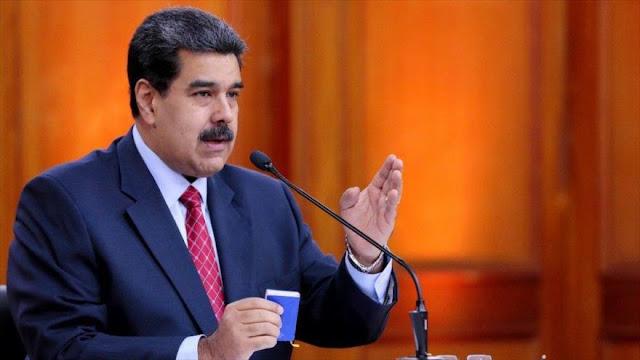 Maduro denuncia 'arrogancia' de la UE y rechaza su ultimátum