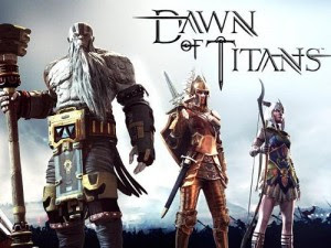 Download Dawn of Titans MOD APK+DATA v1.15.4 Full Hack Unlimited Money Update Juni 2017 Gratis