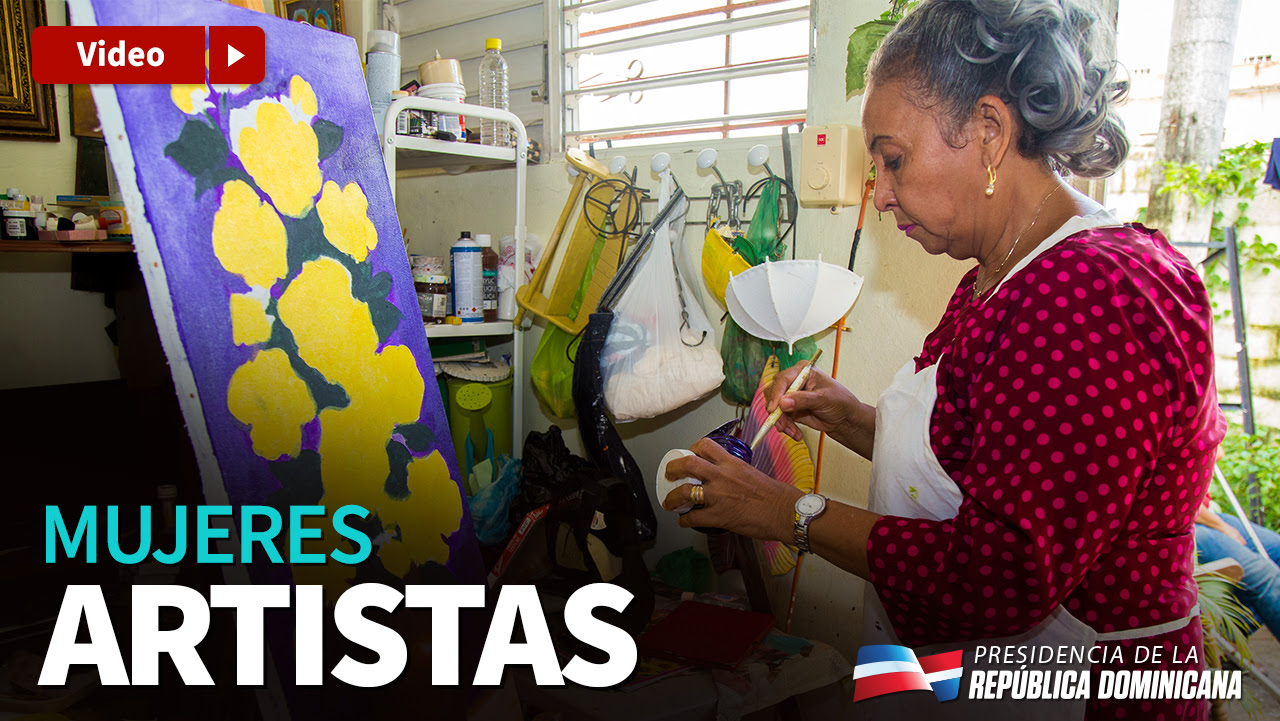 VIDEO: Mujeres Artistas