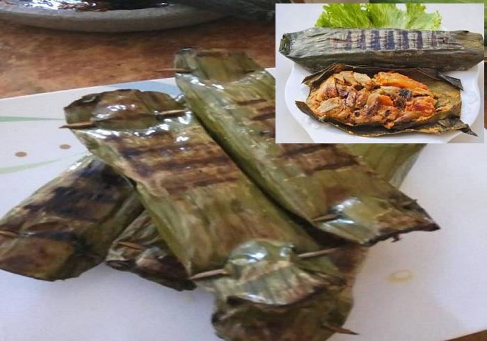 Resep Pepes Ayam Jamur Kancing