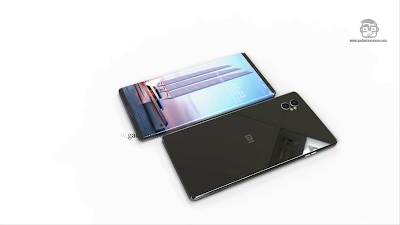 Xiaomi Mi Note Edge New Metalic Design  - 2018