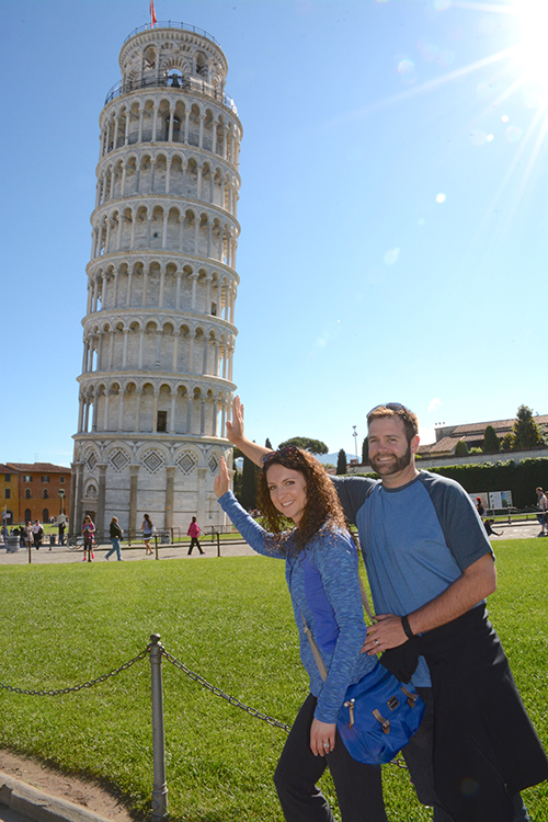 Travel: Pisa, Italy | My Darling Days