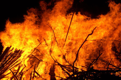Priyavardhan Rai, GJYM leader house gutted into fire