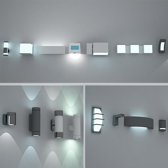 Foundation Dezin & Decor...: Vray Lights