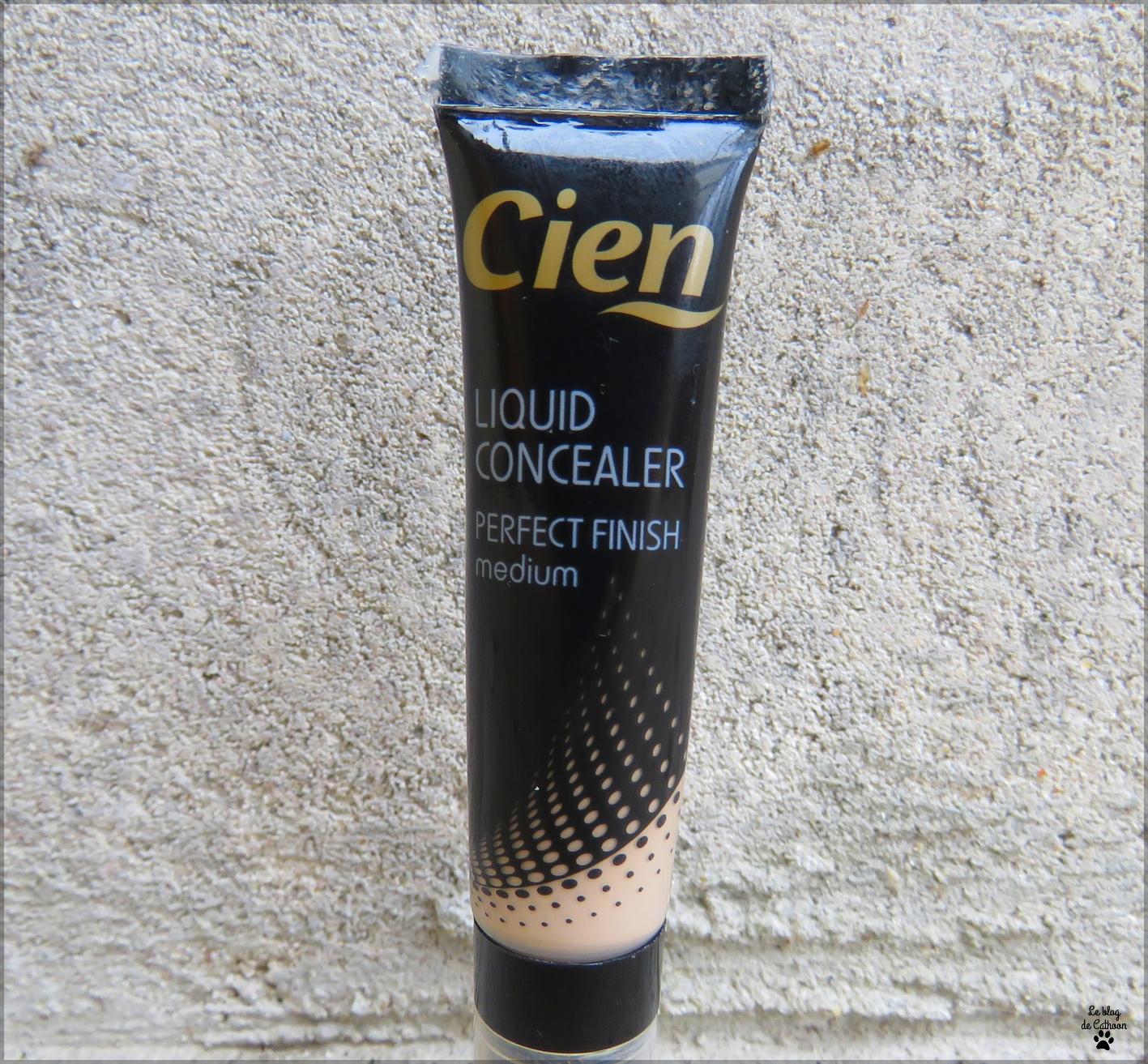 Liquid Concealer - Cien - Lidl