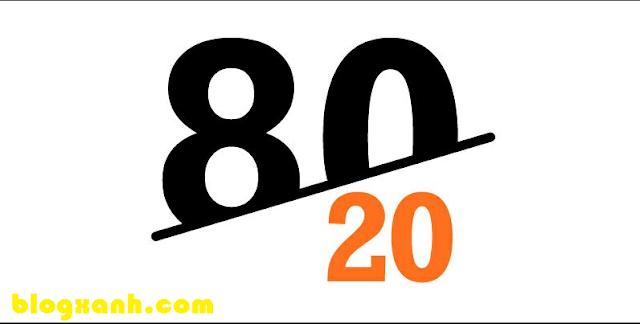 Bán hàng theo quy luật 80/20