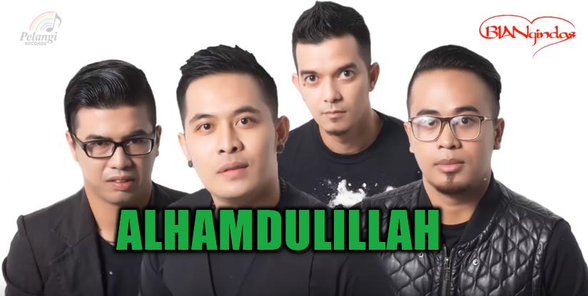 Bian Gindas, Lagu Pop, Lagu Religi, 2018,Download Lagu Bian Gindas Alhamdulillah Mp3 (4,44MB) Single Terbaru 2018