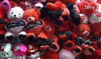 صور دبدوب احمر 2017 دباديب عيد الحب