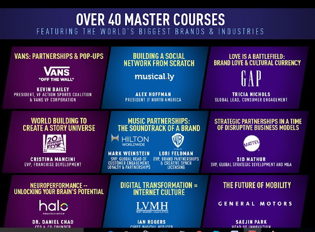 Master Courses at WORLDZ Summit
