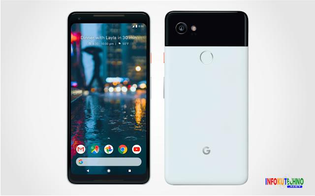Google Pixel 2 Full Spesifikasi dan Harga Terbaru