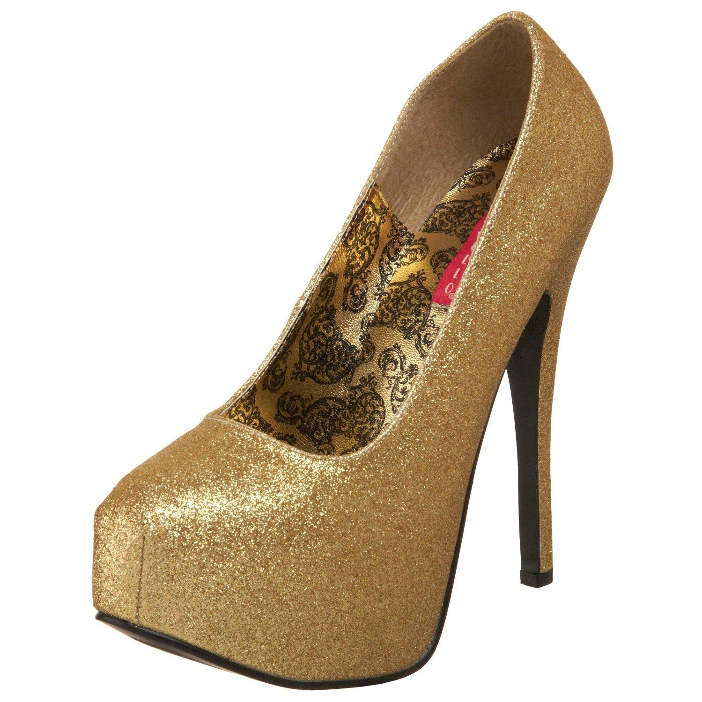 Designer Glitter High Heels Pump Shoes 2017