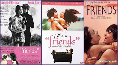 Друзья / Friends. 1971.