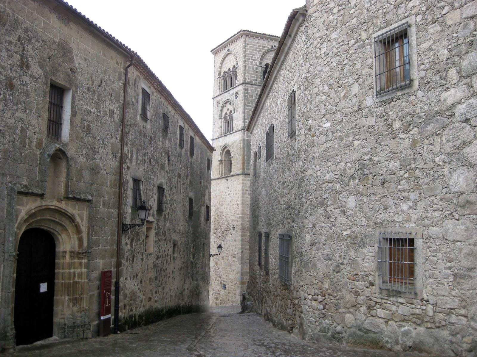 La Ruta de Isabel. Calles medievales de Trujillo