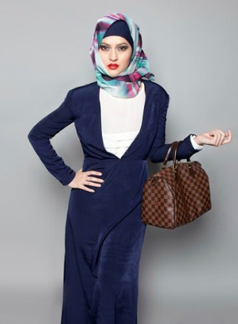 35+ Ide Terbaik Baju Kerja Muslim Modis Untuk Wanita Muslimah 2018