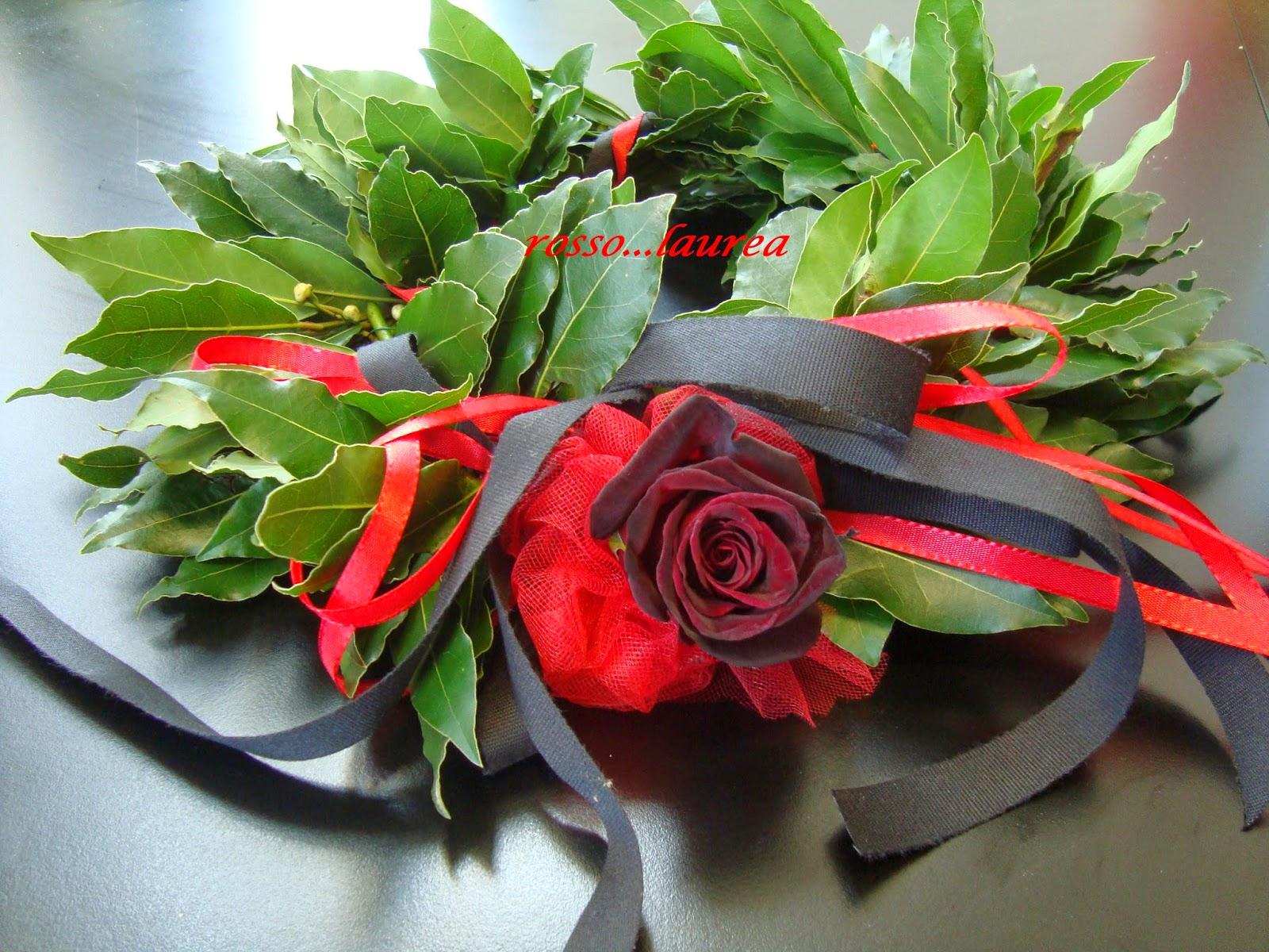 Come Un Fiorellino Di Rosmarino...: ROSE BLU PER L