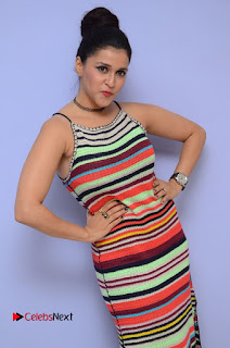 Actress Mannara Chopra Latest Pictures at Jakkanna Movie Platinum Disc Function 0010.JPG